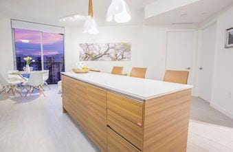 quartz countertops miami translucent quartz view gallery apartments for rent in miami fl 2500 biscayne at wynwood edge home