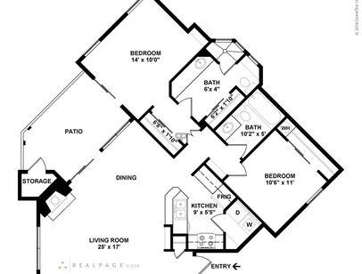 Webster Tx Everwood Apartments Floor Plans