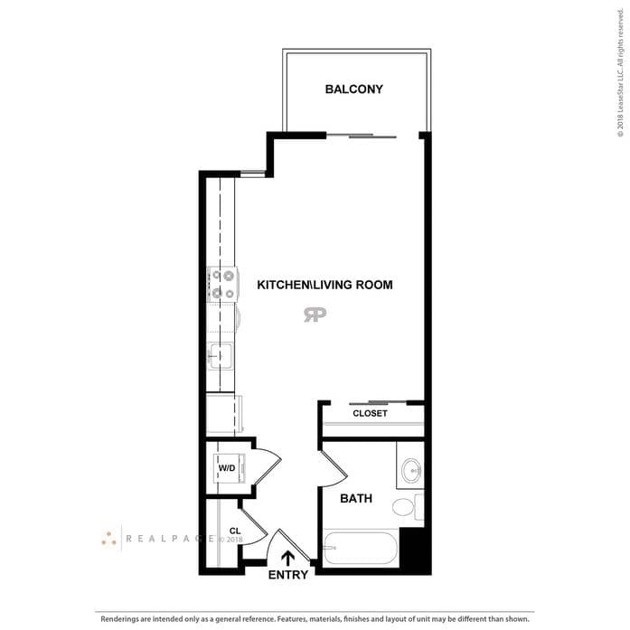seattle  wa the blake floor plans
