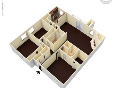 Fort Worth Tx Cameron Creek Floor Plans Apartments In