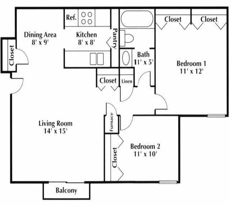 1 3 Bedroom Apartments Arvada Co Floor Plans At Arvada