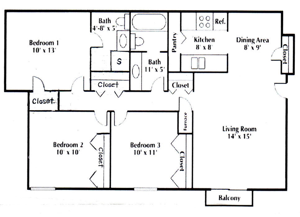 1-3 Bedroom Apartments Arvada, CO | Floor Plans at Arvada ...