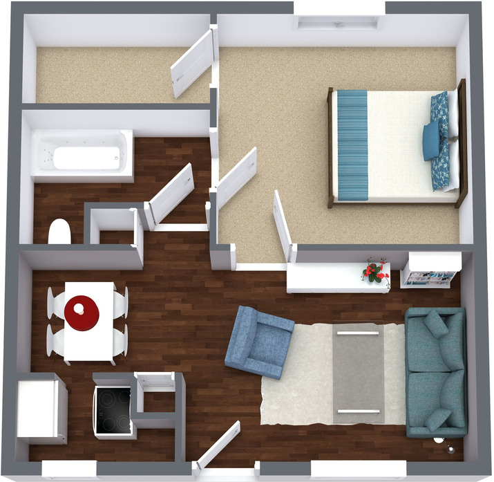 Apartments For Rent In Edmond, OK
