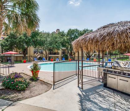 Irving Texas Apartments Resort at Jefferson Ridge