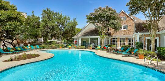 The Lodge At Westover Hills San Antonio Tx Apartments