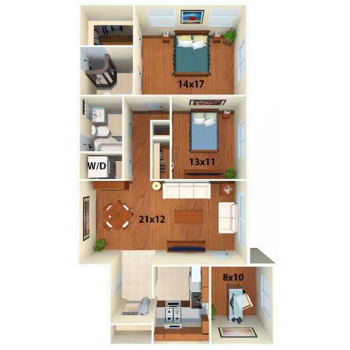 Chestnut Hill Apartments: 1-3 Bedroom Apartments In Philadelphia