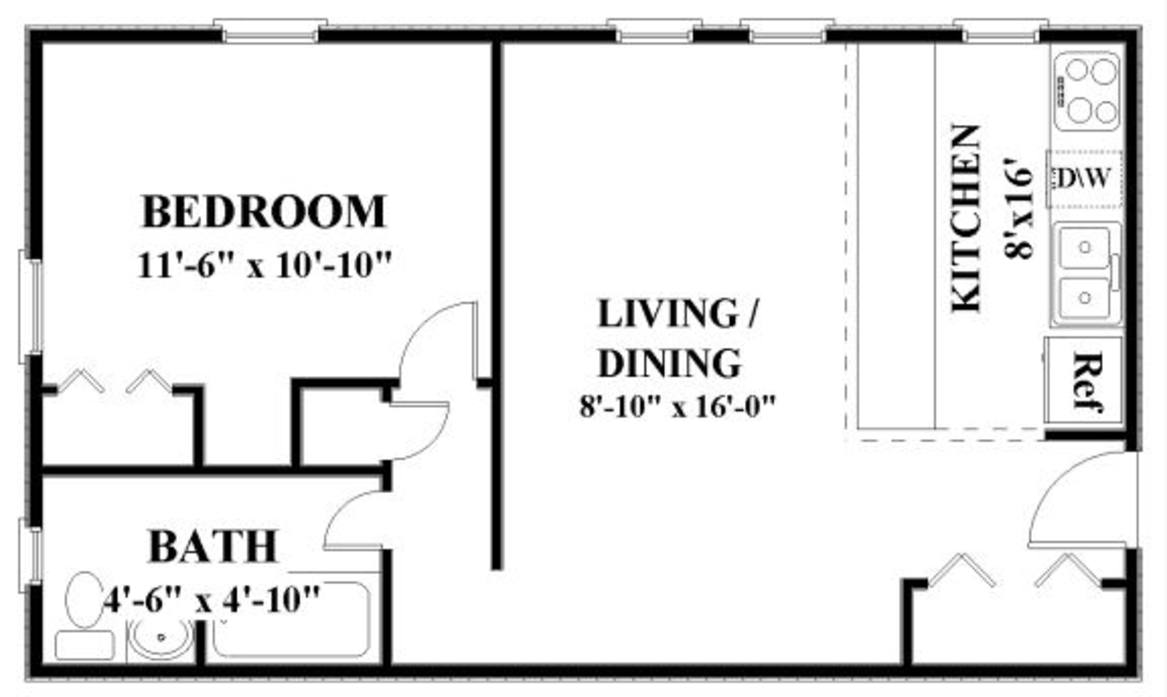 1 2 And 3 Bedroom Apartments In Roseville Mn
