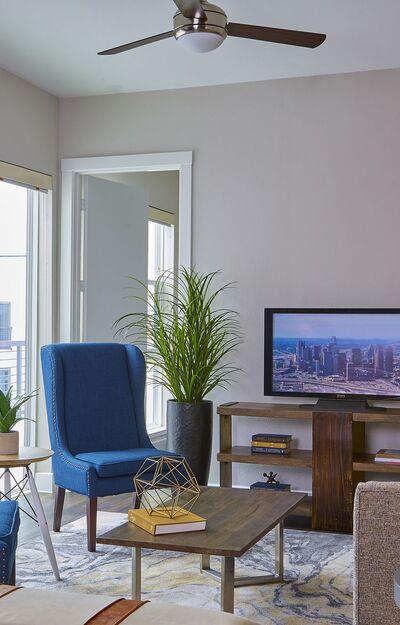 Dallas Lofts Loft Apartments Luxury In
