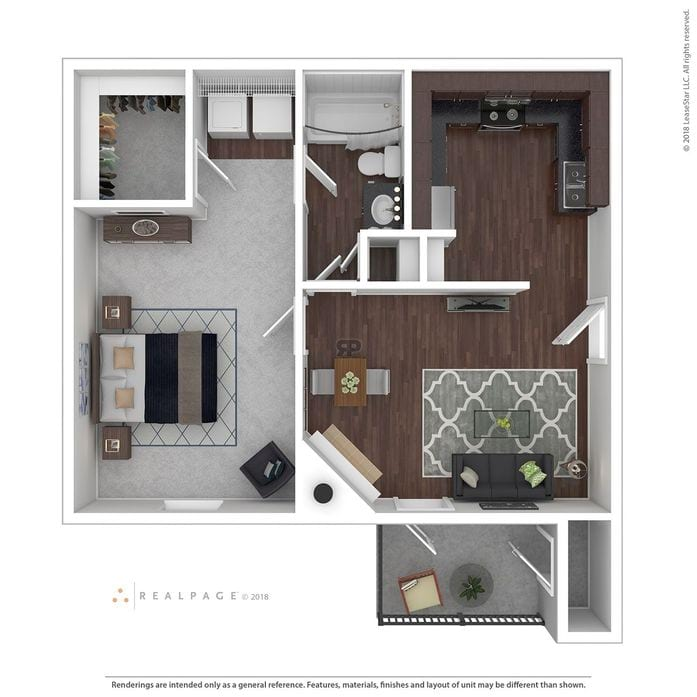 Place At Midway 40 40 Bedroom Apartments In Douglasville Beauteous Floor Plan 2 Bedroom Apartment Style Painting