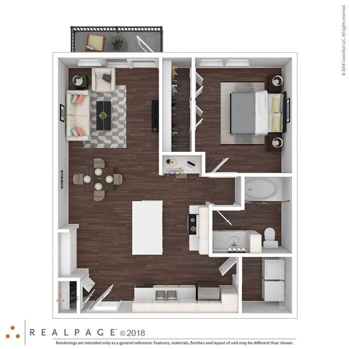 Loft Apartments Dallas