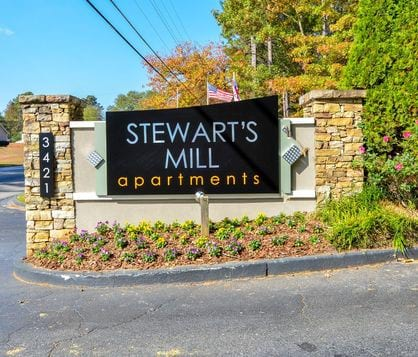 Stewarts Mill
