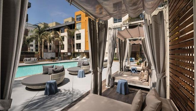 Make Alaya Luxury Apartments In Central Hollywood Ca Your New Home Call Today And Schedule A Tour For Brand Two Bedroom Apartment