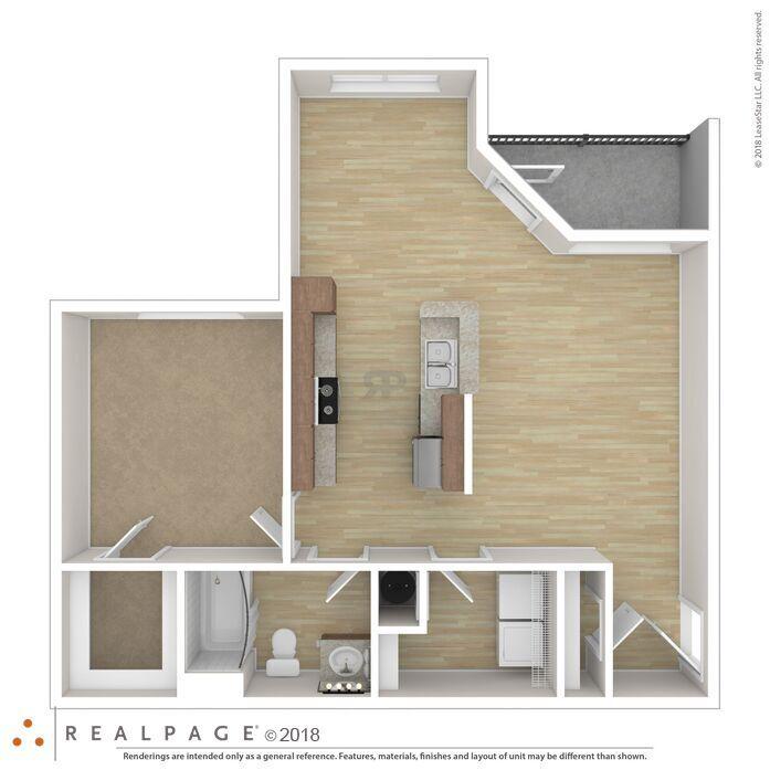 Anderson, SC Hampton Greene And Crest Floor Plans