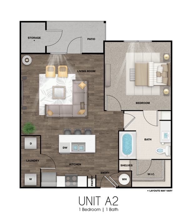 Apartments in New Braunfels | Tacara Westpointe Village
