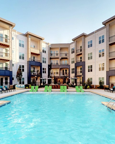 Live In Luxury At The Lowrie Ballantyne Apartments