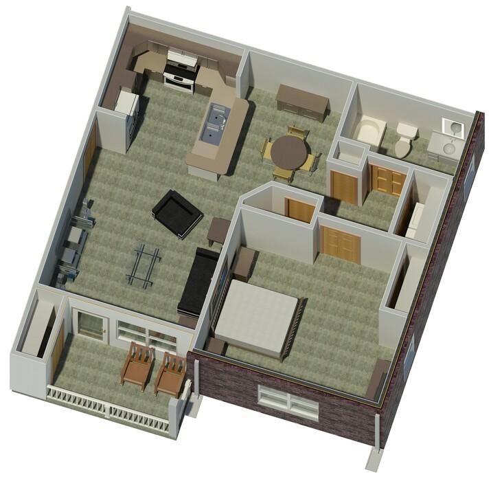 Valdosta, GA Freedom Heights Floor Plans