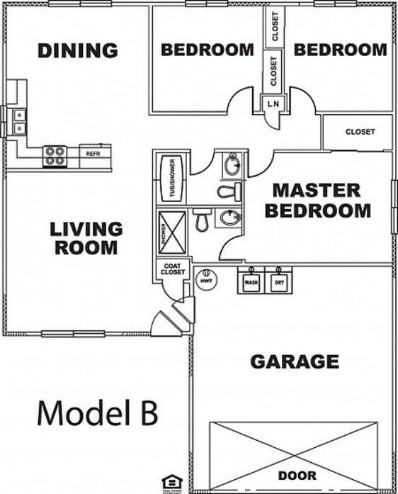 Vancouver, WA Summerfield Floor Plans