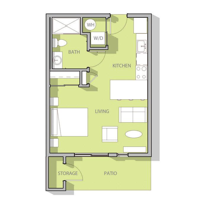 Apartments In Santa Fe Nm: Studio, 1-2 Bedroom Apartments Santa Fe, NM