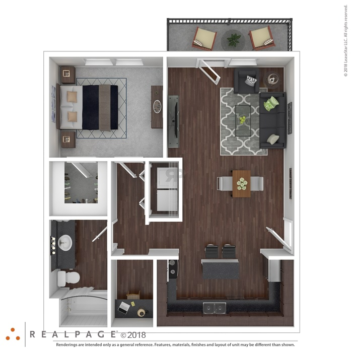 1, 2 & 3 Bedrooms At Arbor Place