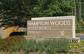 Contact Hampton Woods Apartments