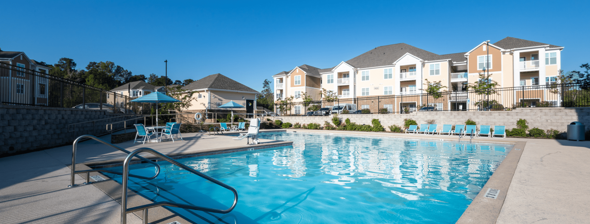 Apartments In Garner Nc The Reserve At White Oak