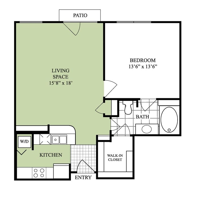 Floor Plans At Commons Park West