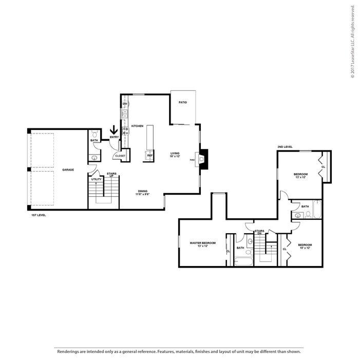 Overland Park Ks Hunters Pointe Floor Plans Apartments