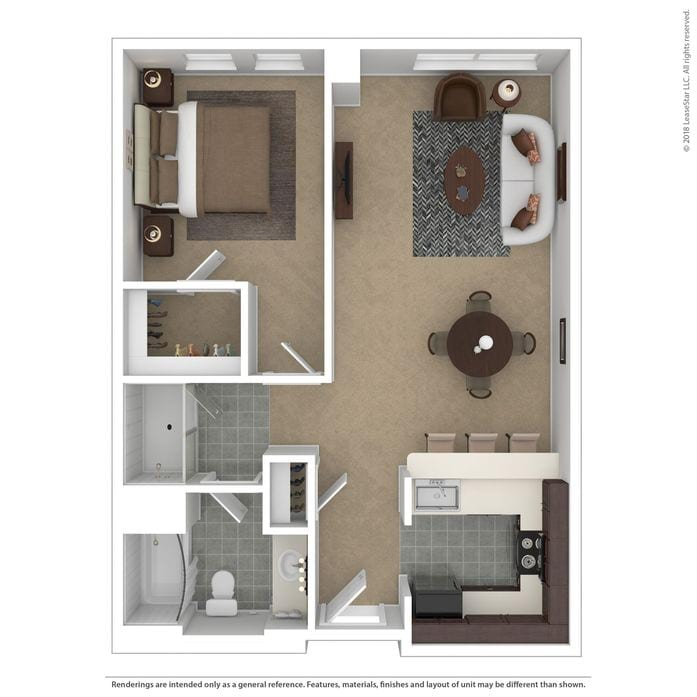 Everett, MA Parkway Heights Floor Plans