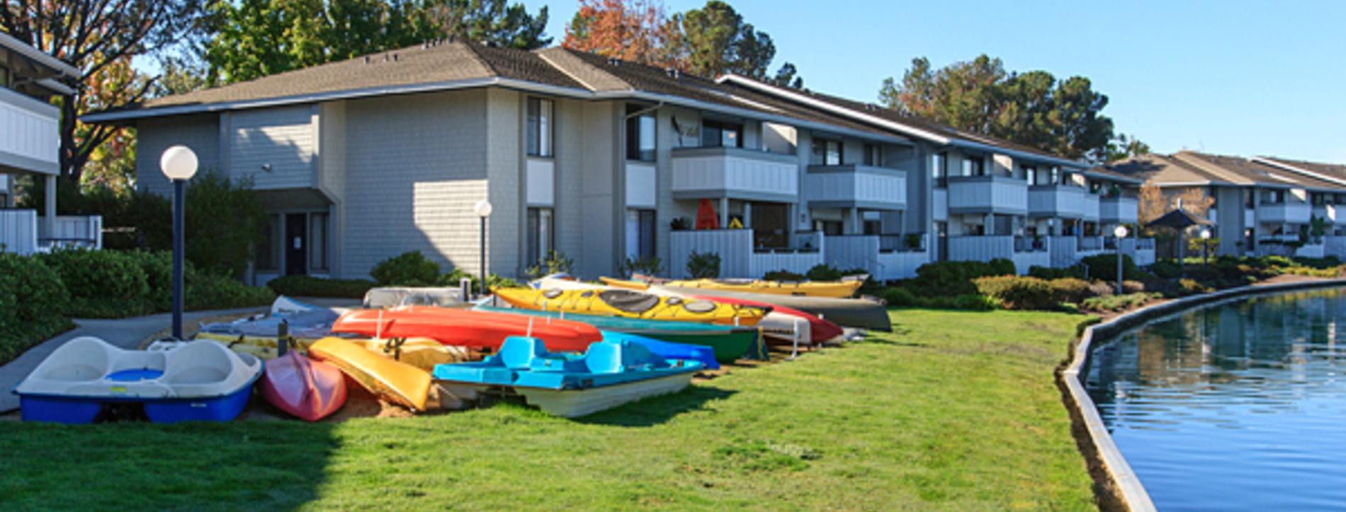 Beach Cove Apartments in Foster City CA