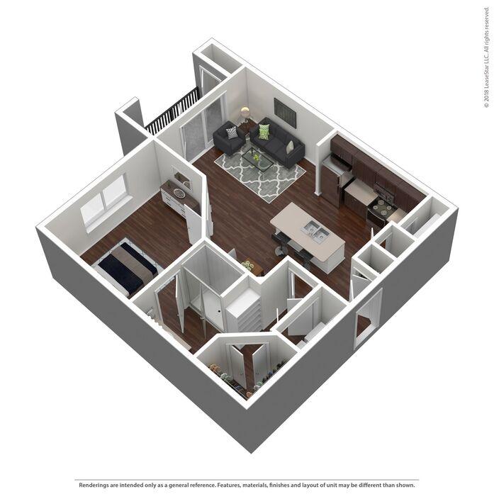 Luxury Apartments San Antonio At Brackenridge At Midtown