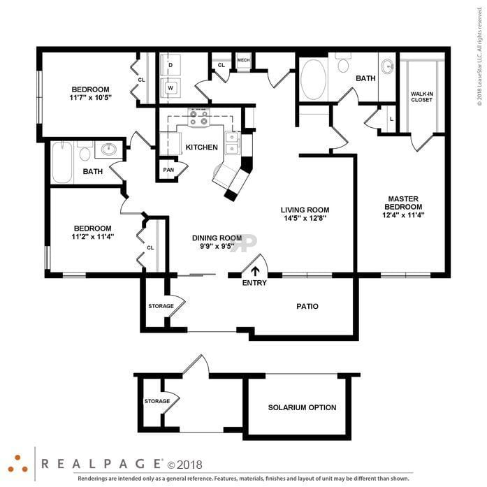 Rosenberg, TX 3101 Place Floor Plans