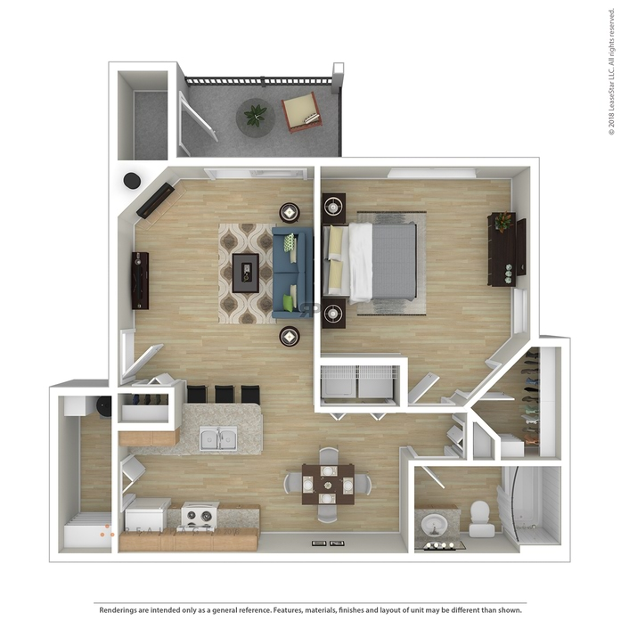 Remolded Apartment Homes