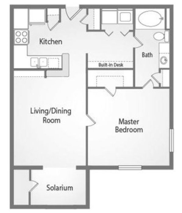 Rosenberg Tx 3101 Place Floor Plans Apartments In Rosenberg Tx