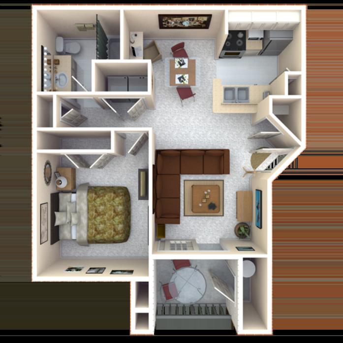 Apartments In Longmont, CO - Floor Plans