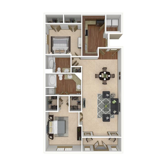 Furnished Apartments Houston: Tanglewood Apartments Houston