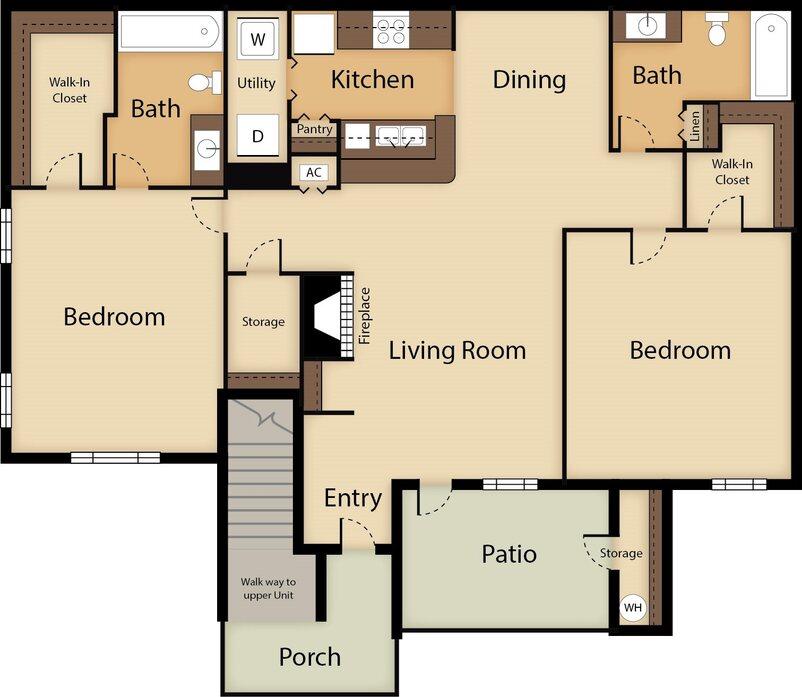 Apartments For Rent In Ridgeland, MS