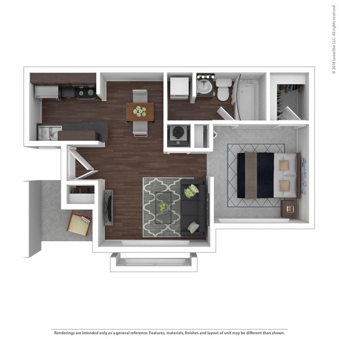 1 2 Bedroom Apartments In Charlotte Nc Floor Plans