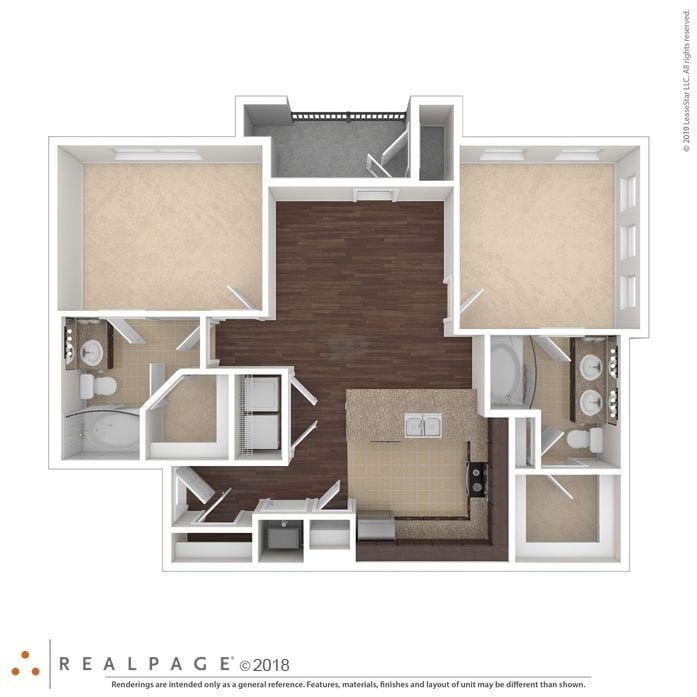Sleek Appliance Garage: Apartments For Rent In Ennis, TX