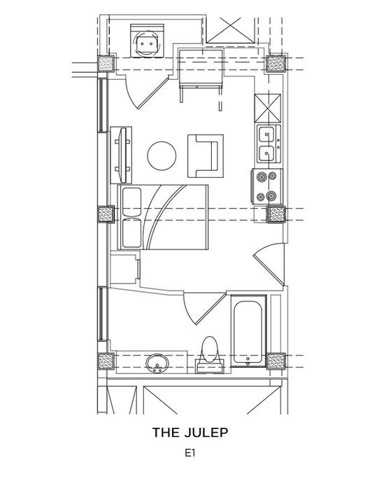 The James Floor Plans Apartments In Norfolk Va Floor