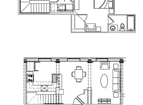 the james floor plans