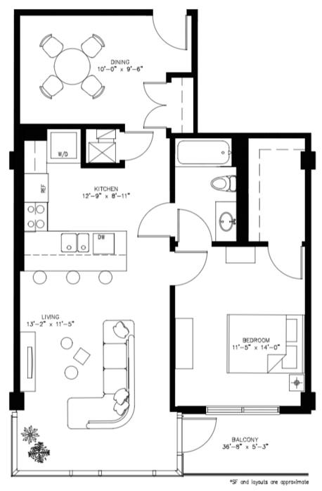 Chicago Il 1241 North Milwaukee Avenue Floor Plans