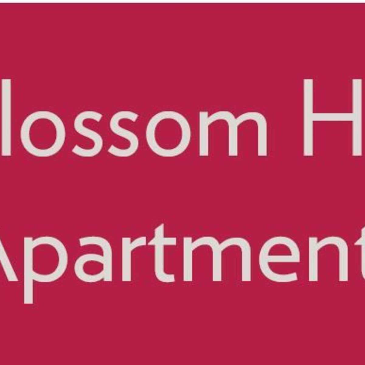 Blossom Hill Apartments For Rent In San Jose, CA