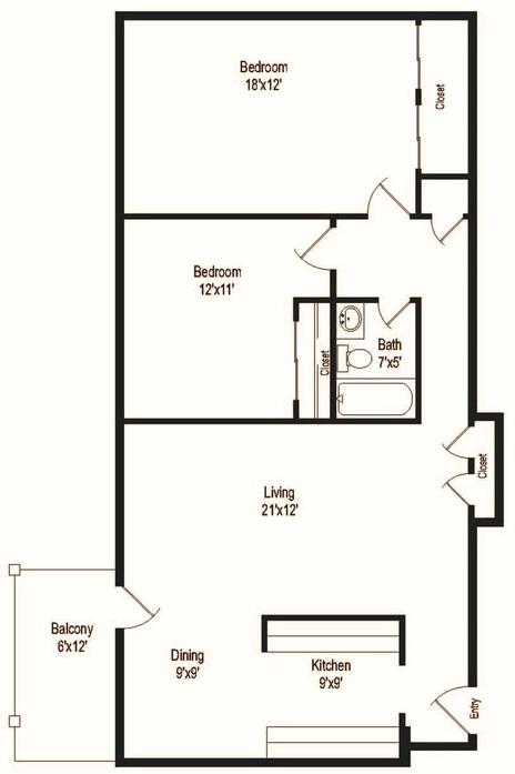 Framingham Ma Hamilton Village Floor Plans Apartments
