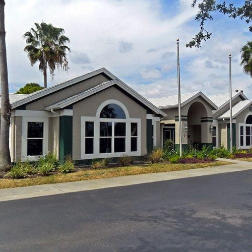 Fort Pierce, FL Orangewood Village Apartments Floor Plans