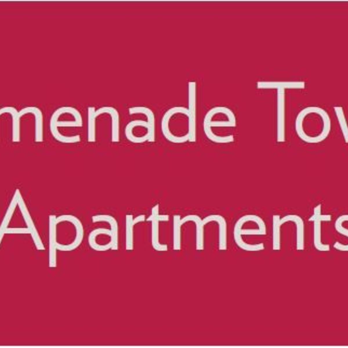 Promenade At Town Center Apartments: Promenade Towers: Downtown Los Angeles Apartments