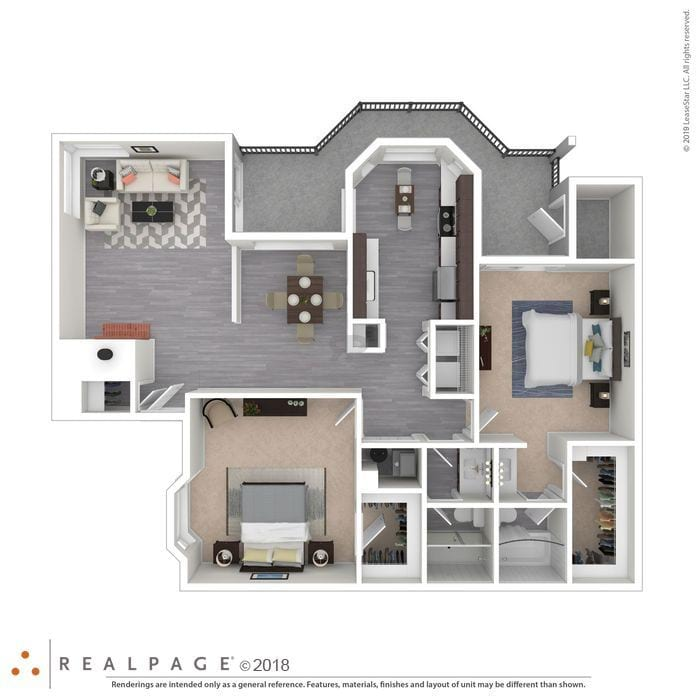 2 Bedroom Apartments Denver: 1 & 2 Bedroom Apartments Near Denver