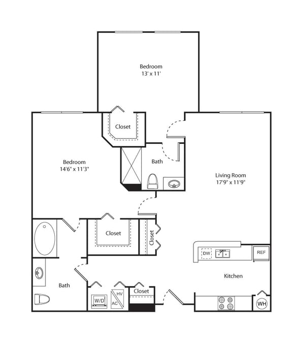 Plaza Square Apartments: 1-3 Bedroom Apartments New Brunswick, NJ