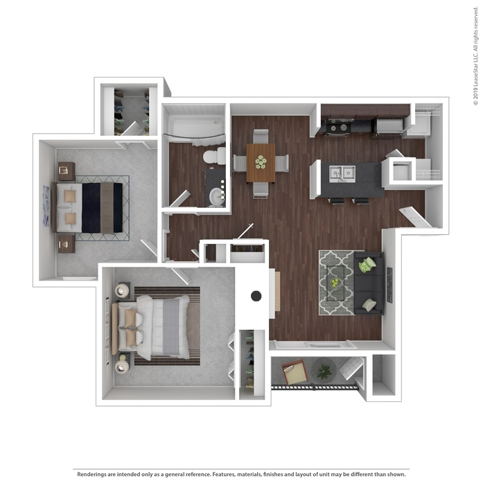 Apartments In Bedford Tx: Bedford, TX 3 Thousand One Floor Plans
