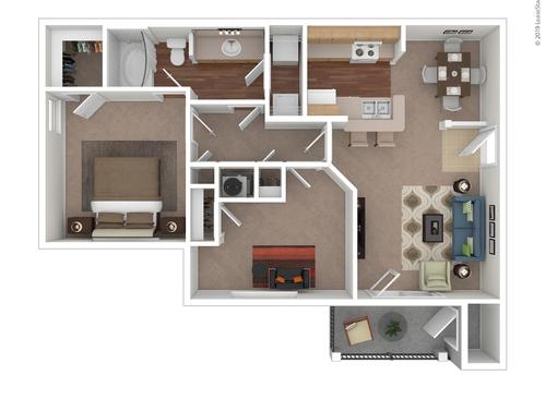 Apartments for Rent in Mobile, AL | Arlington Park - Home