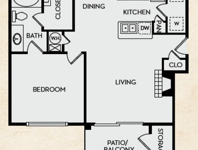 Plano Tx Thornbury At Chase Oaks Floor Plans Apartments